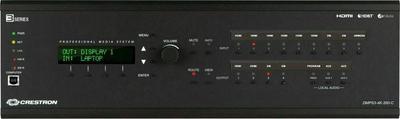 Crestron DMPS3-4K-350-C Videoschalter