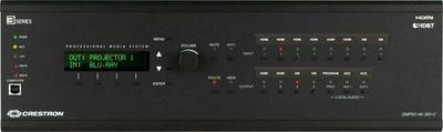Crestron DMPS3-4K-300-C Videoschalter