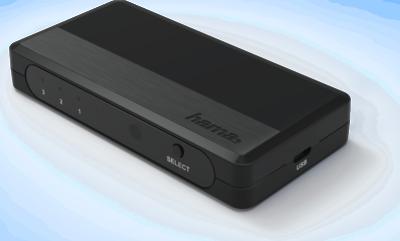 Hama HDMI Switch 3x1 Videoschalter