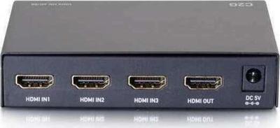 c2g 3-Port HDMI Switch 4K60