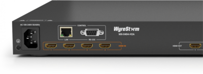 WyreStorm MX-0404-H2A Videoschalter