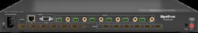 WyreStorm MX-0606-H2A Videoschalter