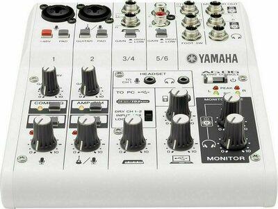 Yamaha AG06 Karta dźwiękowa