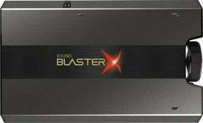 Creative Sound BlasterX G6 Karta dźwiękowa