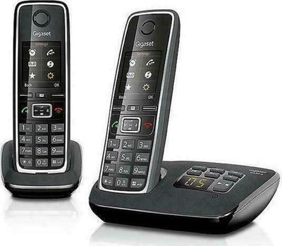 Gigaset C530A Duo Cordless Phone