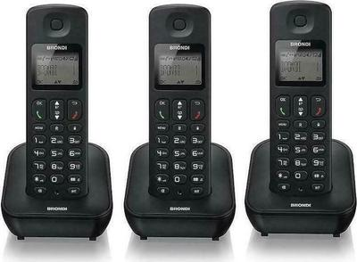 Brondi Best Trio Cordless Phone