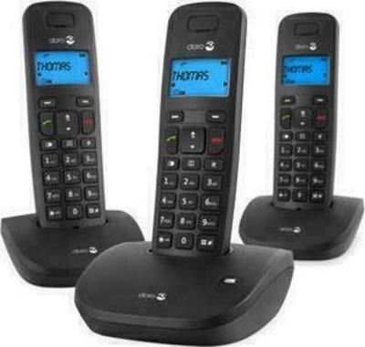 Doro Formula 3 Trio Cordless Phone