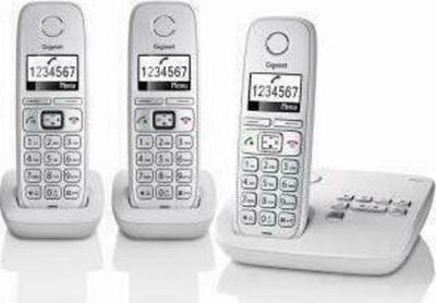 Gigaset E310A Trio Cordless Phone