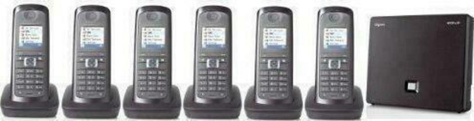 Gigaset E495 IP Sextet Cordless Phone