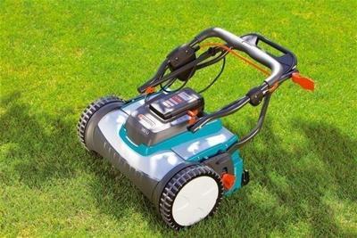 Gardena 380 Li Lawn Mower