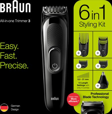 Braun MGK3220 Haarschneider