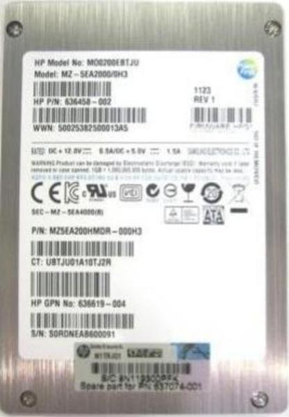 HP 637074-001