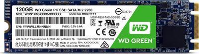 WD Green PC SSD WDS120G1G0B