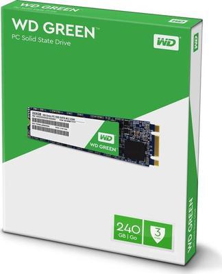 WD Green PC SSD WDS240G1G0B