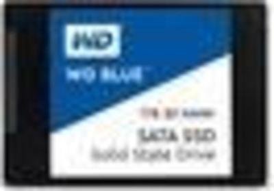 WD Blue 3D NAND SATA SSD WDS100T2B0A