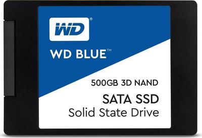 WD Blue 3D NAND SATA SSD WDS500G2B0A