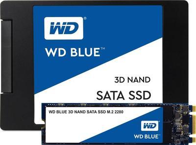 WD Blue 3D NAND SATA SSD WDS500G2B0B