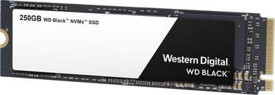 WD Black NVMe SSD WDS250G2X0C