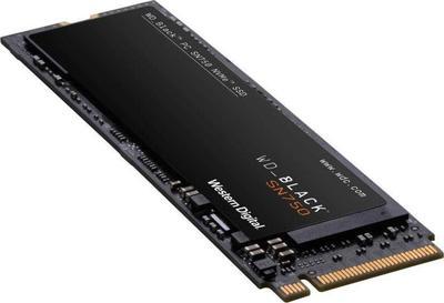 WD Black SN750 NVMe SSD WDS500G3X0C
