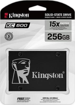 Kingston KC600 256 GB Ssd