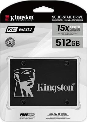 Kingston KC600 512 GB Ssd