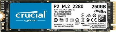 Crucial P2 250 GB