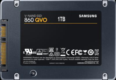 Samsung 860 QVO MZ-76Q1T0BW SSD