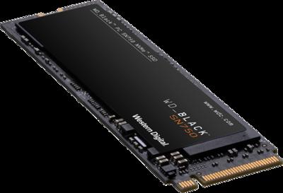 WD Black SN750 NVMe SSD WDS100T3XHC