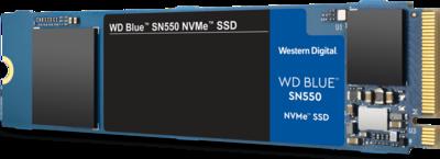 WD Blue SN550 NVMe SSD WDS500G2B0C