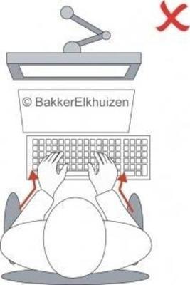 Bakker Elkhuizen Goldtouch Adjustable V2 - German