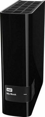 WD My Book WDBFJK0040HBK 4 TB Festplatte