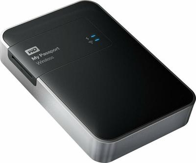 WD My Passport Wireless WDBDAF0020BBK 1 x 2 TB Festplatte