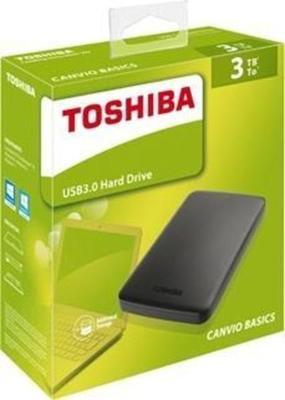 Toshiba Canvio Basics 3 TB Festplatte