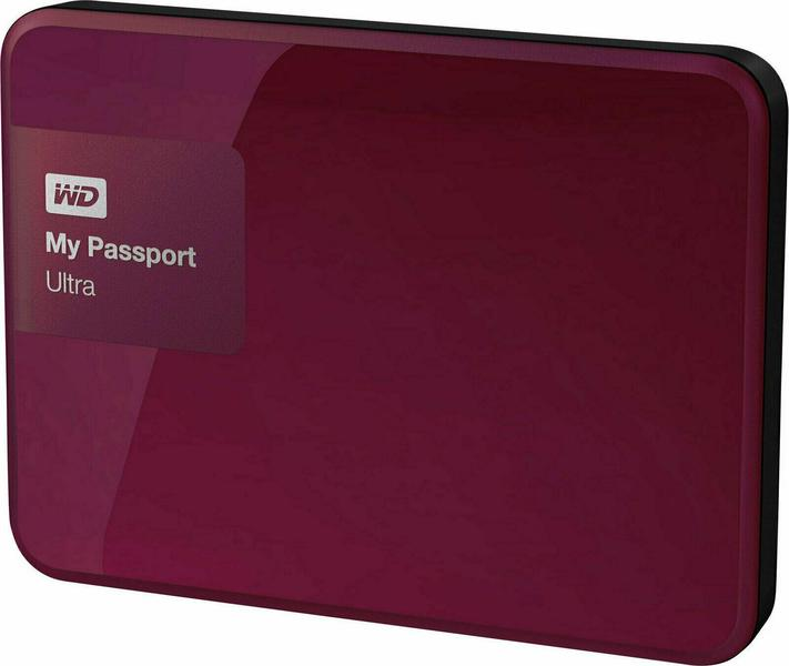 WD My Passport Ultra WDBGPU0010BBY 1 TB