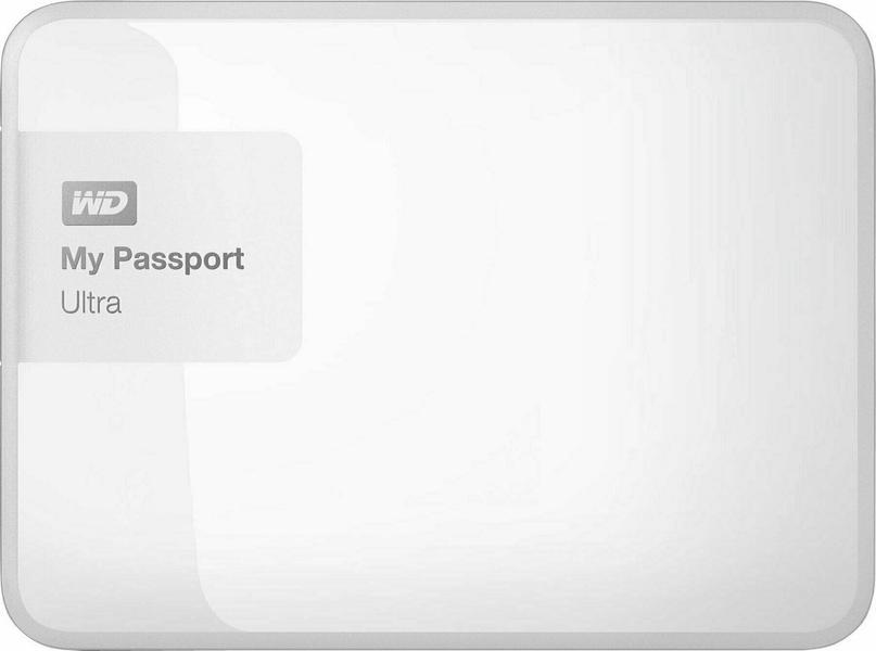 WD My Passport Ultra WDBGPU0010BWT 1 TB
