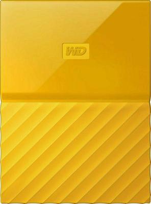 WD My Passport WDBYFT0030BYL 3 TB Festplatte