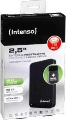 Intenso Memory Drive 2 TB Festplatte