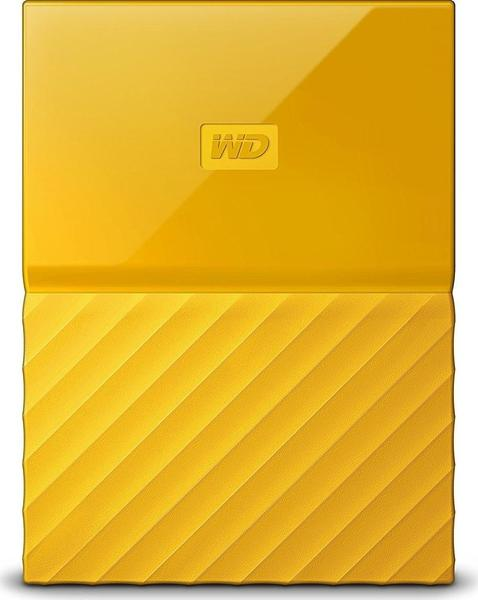 WD My Passport WDBS4B0020BYL 2 TB