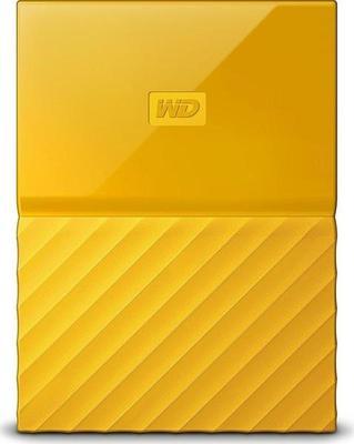 WD My Passport WDBS4B0020BYL 2 TB Festplatte