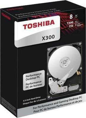 Toshiba X300 - 10 TB Festplatte