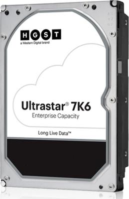 WD Ultrastar DC HC310 HUS726T6TAL4204 6 TB Festplatte