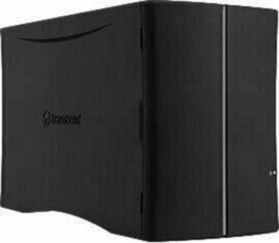 Transcend StoreJet Cloud 210N 2 x 4 TB Festplatte