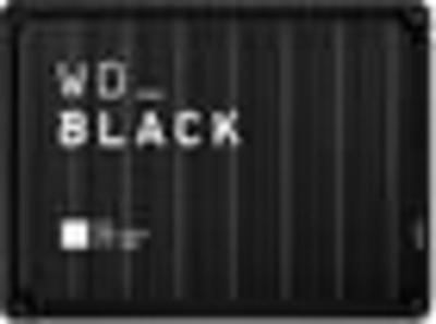 WD WD-BLACK P10 Game Drive WDBA3A0050BBK 5 TB Festplatte