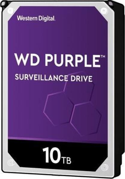 WD Purple Surveillance Hard Drive WD102PURZ 10 TB