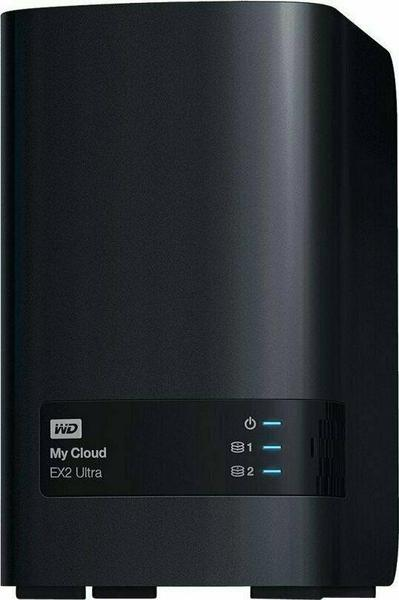 WD My Cloud EX2 Ultra WDBVBZ0280JCH 2 x 14 TB