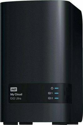 WD My Cloud EX2 Ultra WDBVBZ0280JCH 2 x 14 TB Festplatte