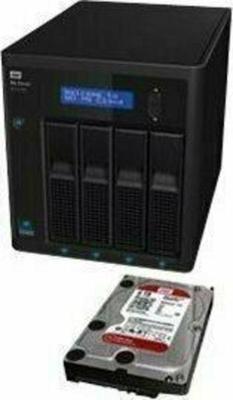 WD My Cloud PR4100 WDBNFA0560KBK 4 x 14 TB Festplatte