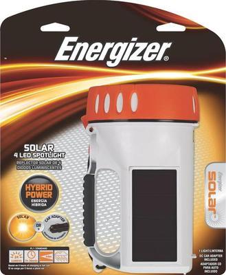 Energizer Solar DC Spotlight Flashlight