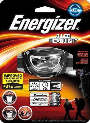 Energizer Headlight 3 LED Flashlight