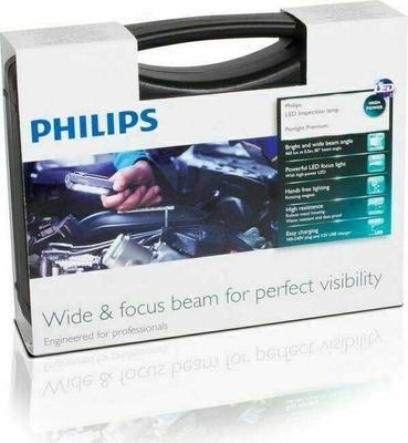 Philips LPL03RECHX1 Flashlight
